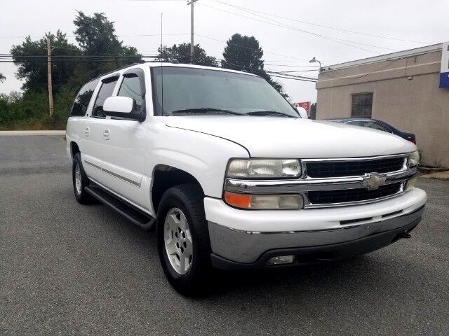 2005 Chevrolet Suburban LT 1500 4WD