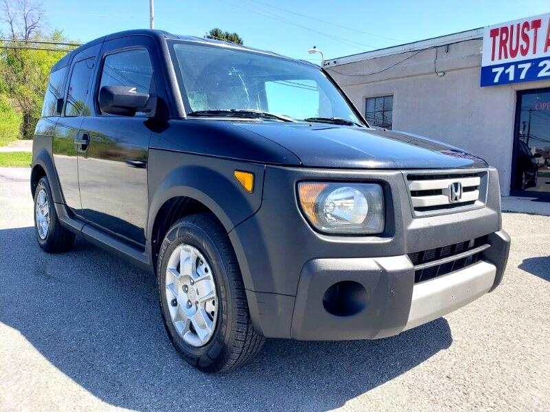 2007 Honda Element LX 4WD AT