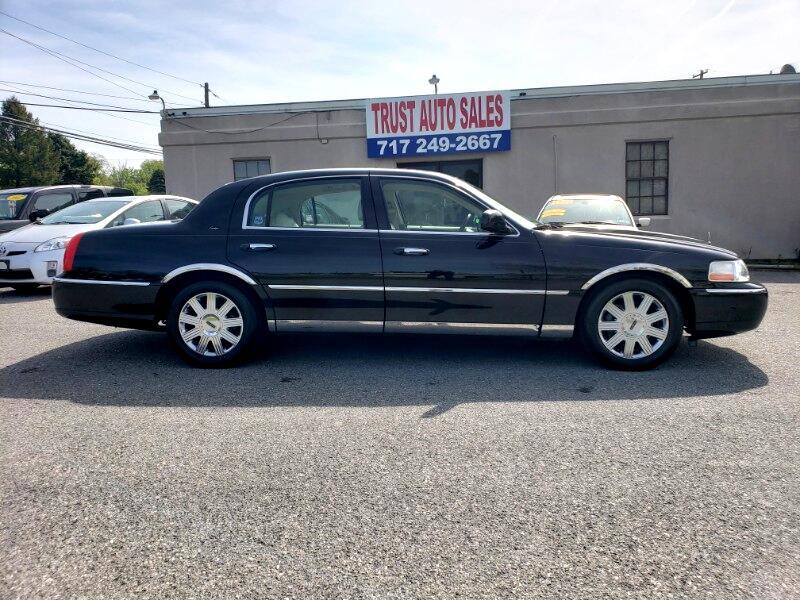 Lincoln Town Car Cartier 2003