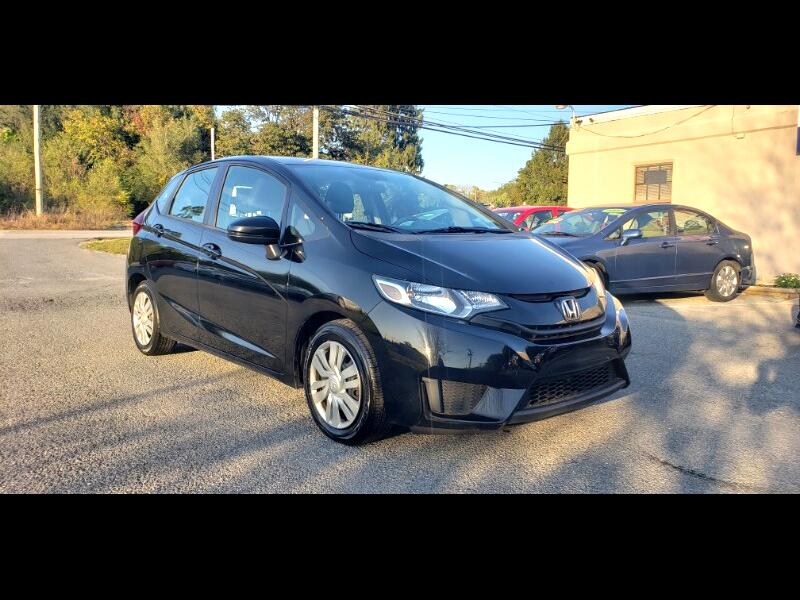 Honda Fit LX 6-Spd MT 2015