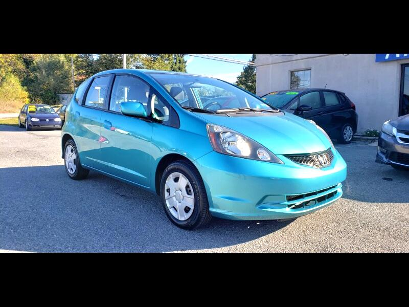 Honda Fit 5-Speed MT 2012