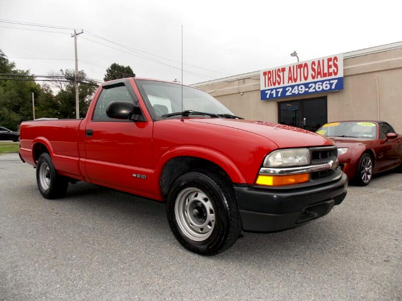 Chevrolet S10 Pickup Long Bed 2WD 2000