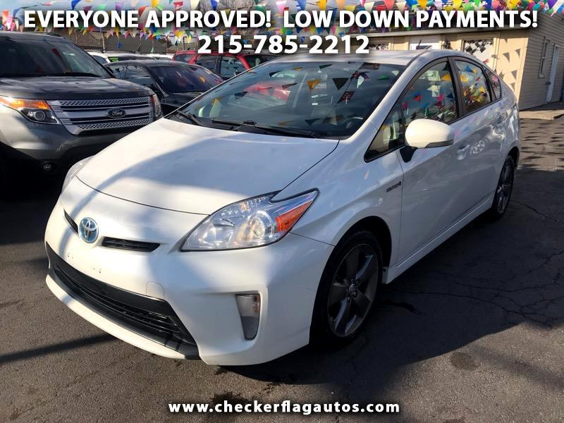 2015 Toyota Prius Persona Series Special Edition