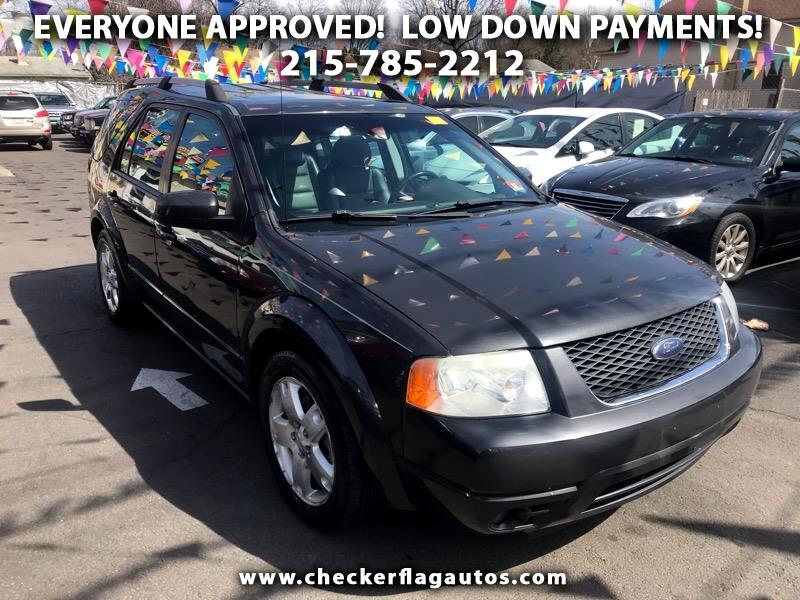 2007 Ford Freestyle Limited AWD