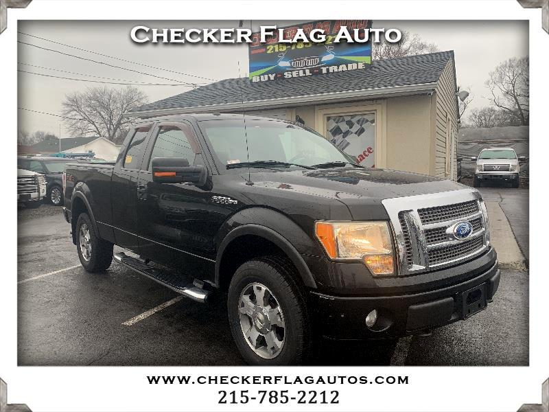 Ford F-150 FX4 SuperCab 5.5-ft. Bed 4WD 2009