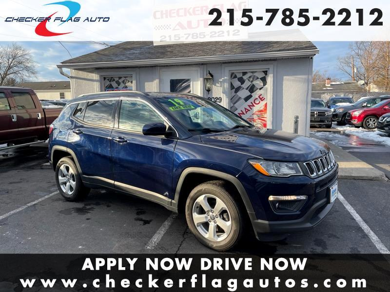 Jeep Compass Latitude 4WD 2019