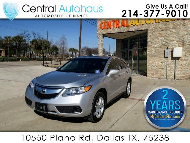2015 Acura RDX 5-Spd AT SH-AWD with Technology Package