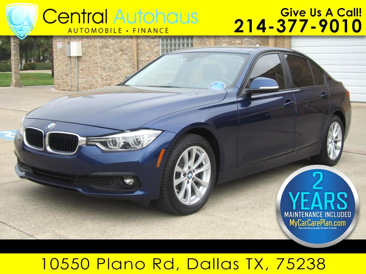 2016 BMW 3 Series 4dr Sdn 320i RWD South Africa
