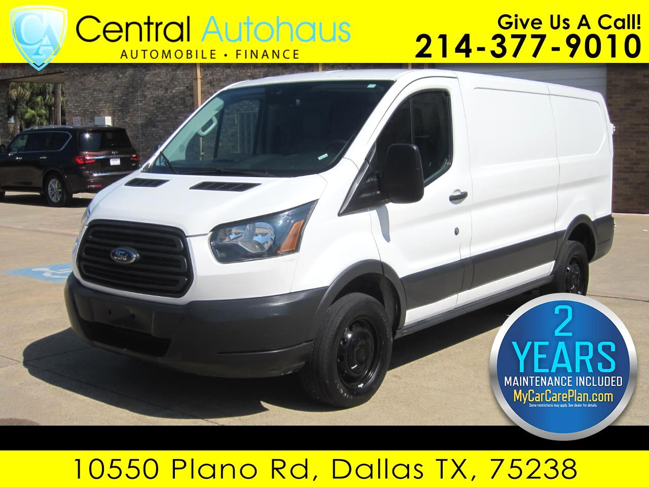 "2016 Ford Transit Cargo Van T-250 130"" Low Rf 9000 GVWR Swing-Out RH Dr"