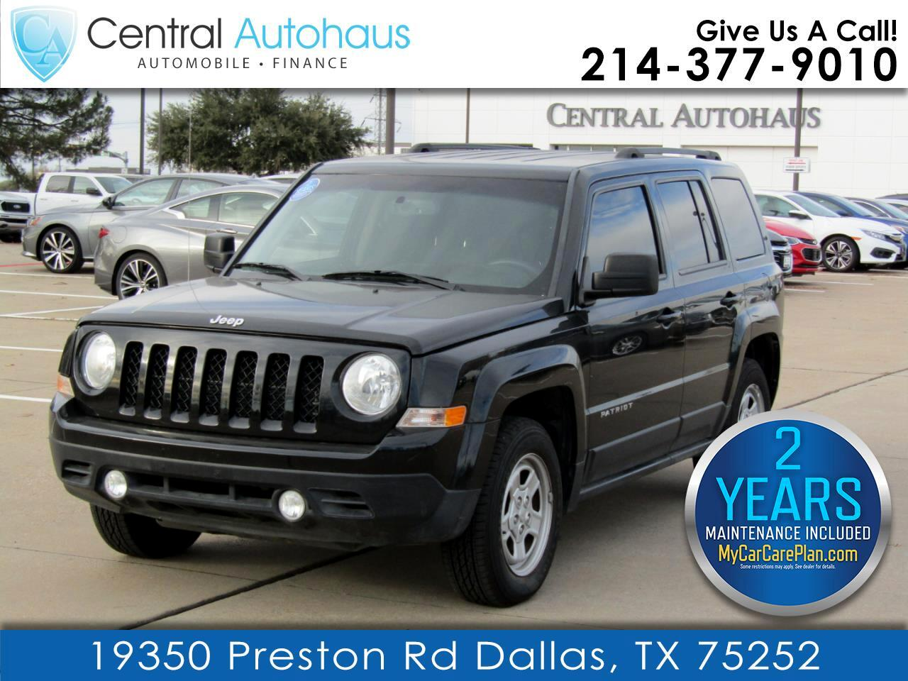 Jeep Patriot Sport FWD 2017