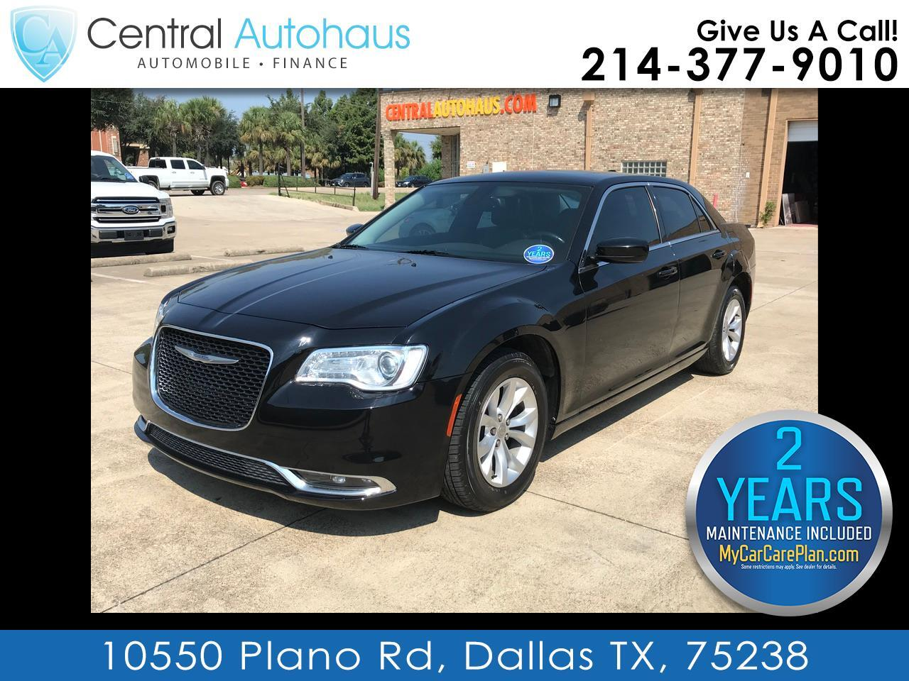 Chrysler 300 4dr Sdn Anniversary Edition RWD 2016