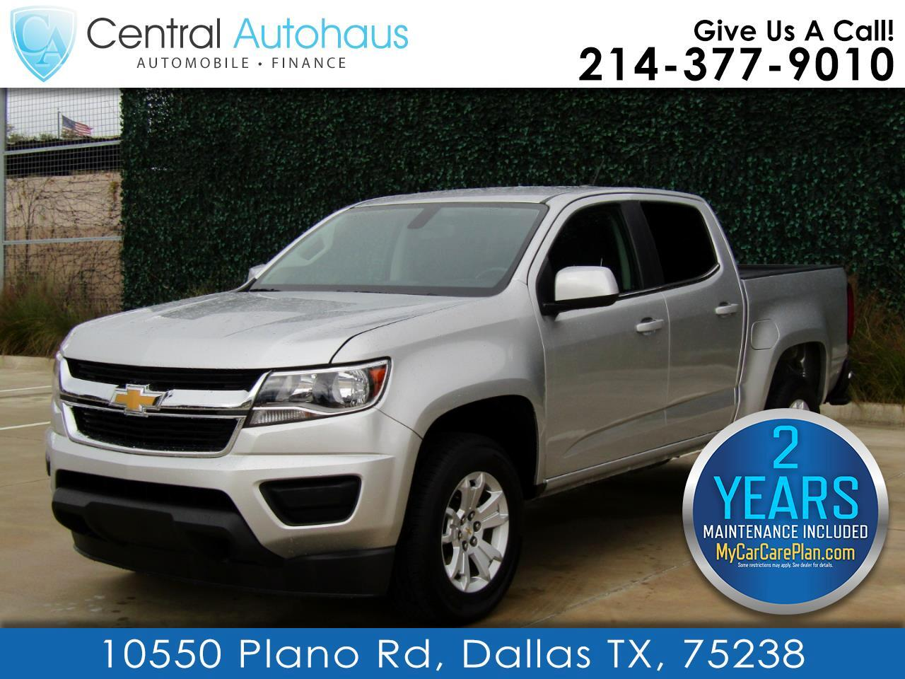"Chevrolet Colorado 2WD Crew Cab 128.3"" LT 2018"