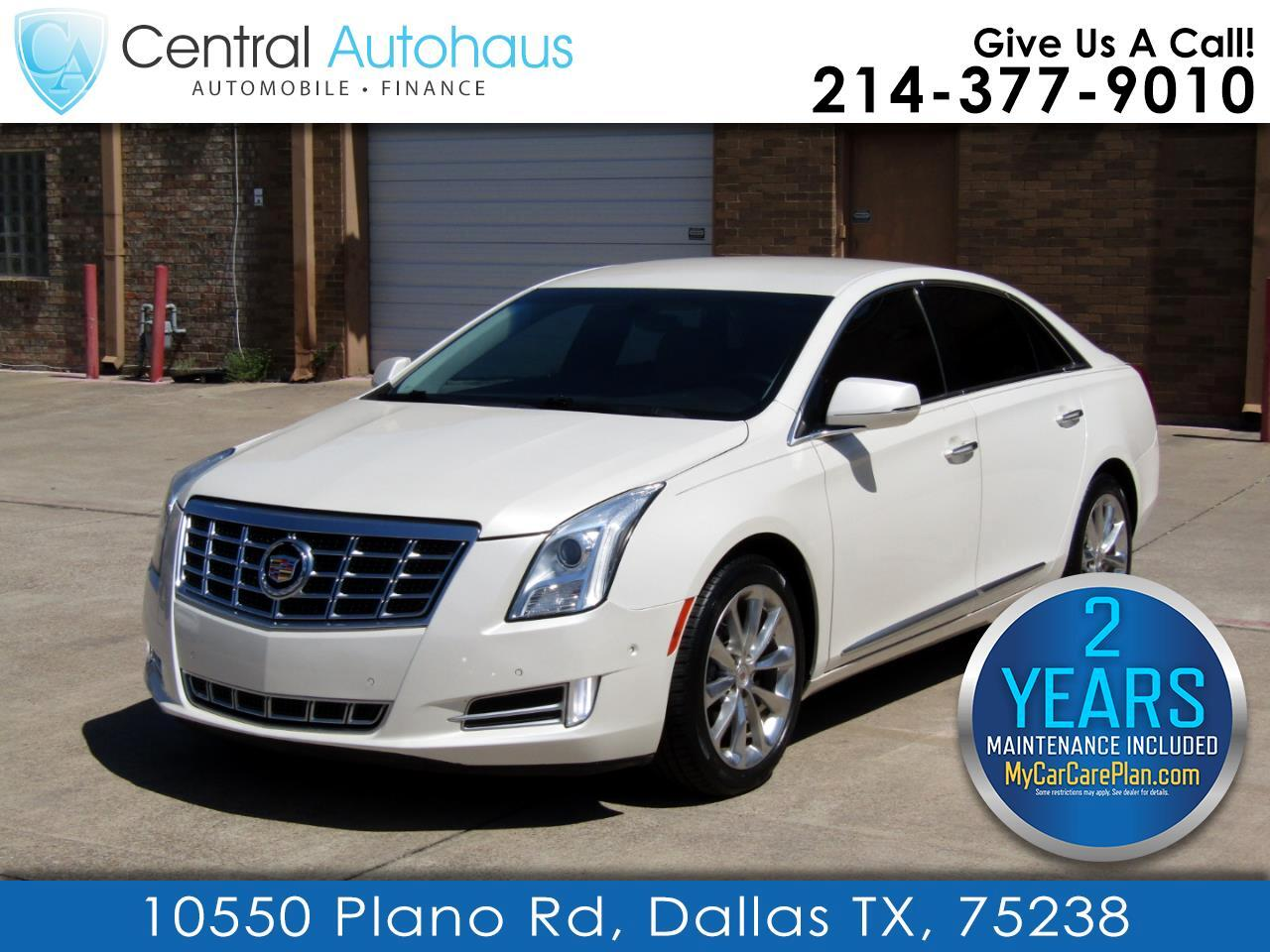 Cadillac XTS 4dr Sdn Luxury FWD 2014