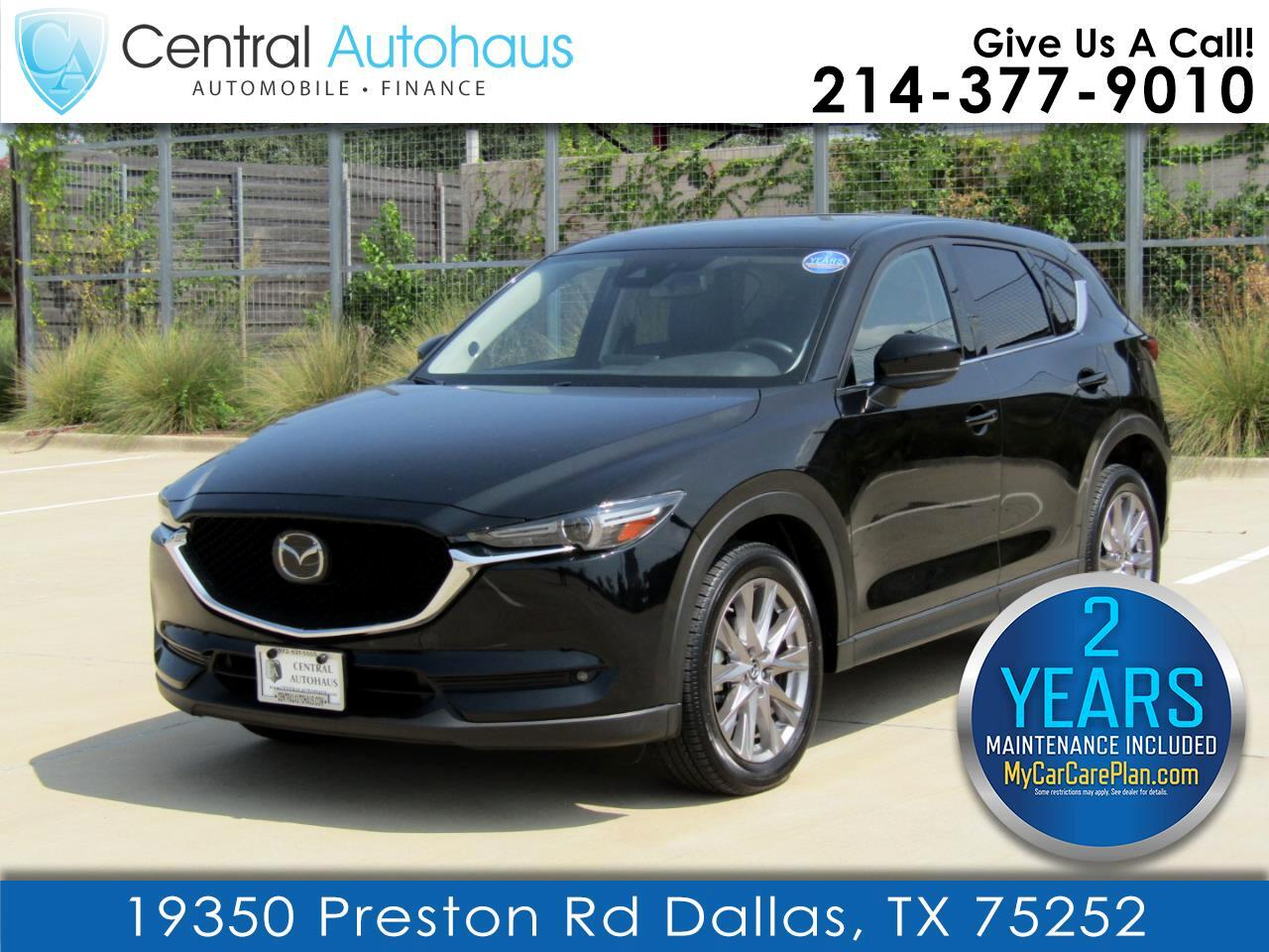 Mazda CX-5 Grand Touring FWD 2019