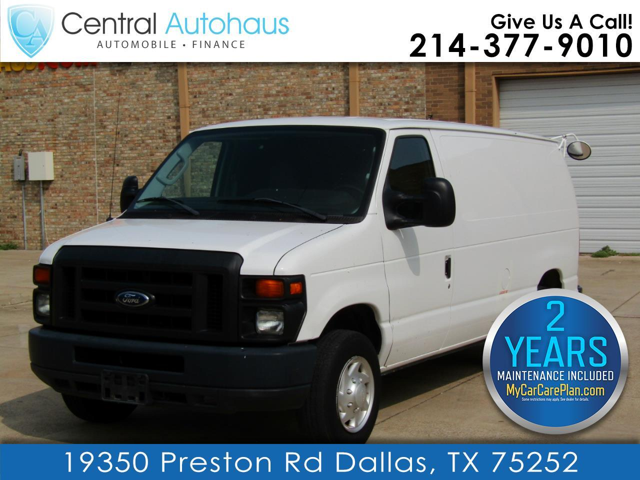 Ford Econoline Cargo Van E-150 Recreational 2012