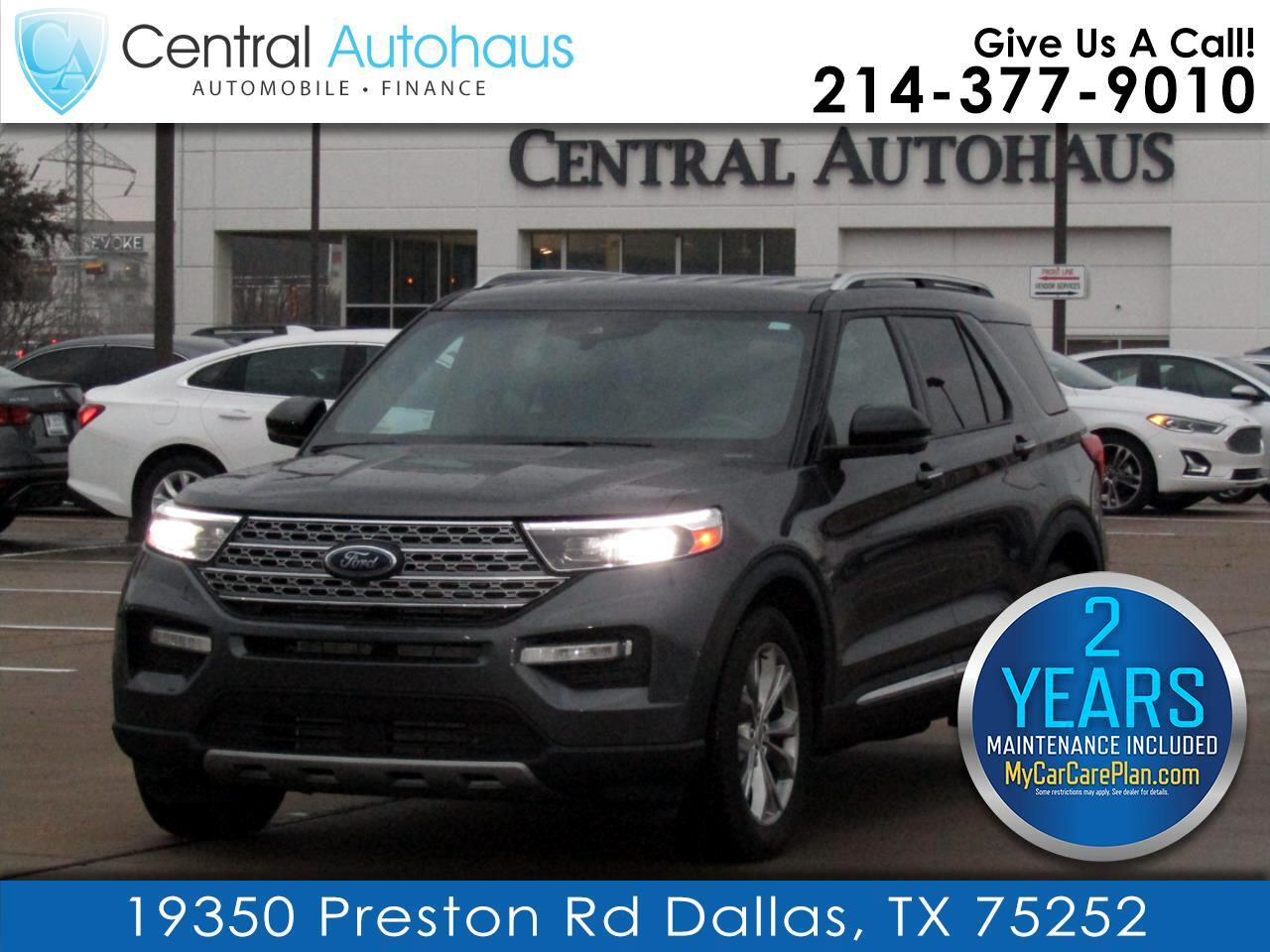 Ford Explorer Limited RWD 2020