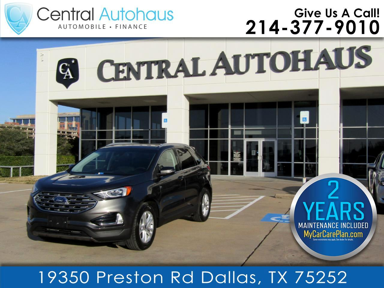 Ford Edge 4dr SEL FWD 2020