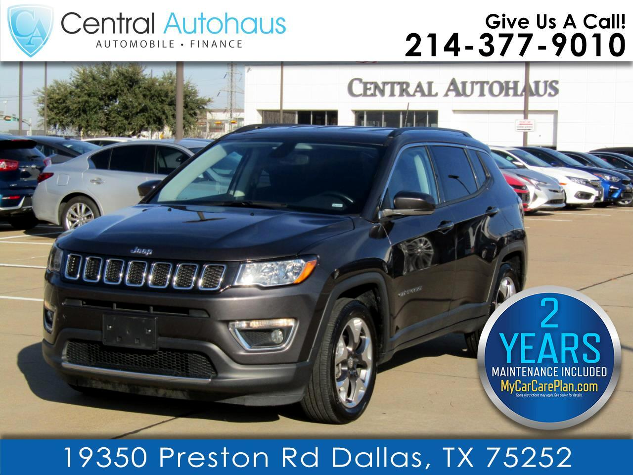 Jeep Compass Limited FWD 2020