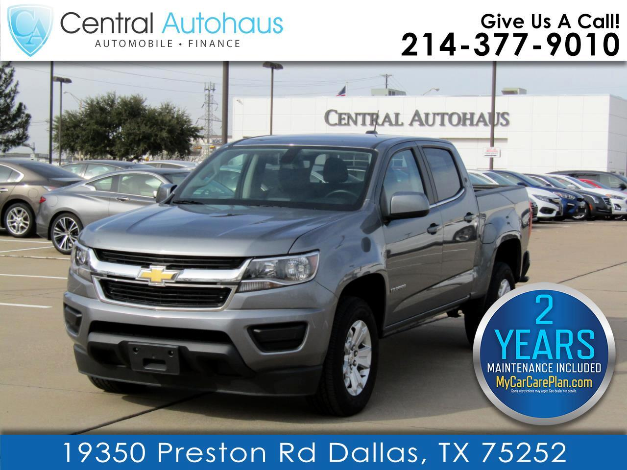 "Chevrolet Colorado 2WD Crew Cab 128"" LT 2020"