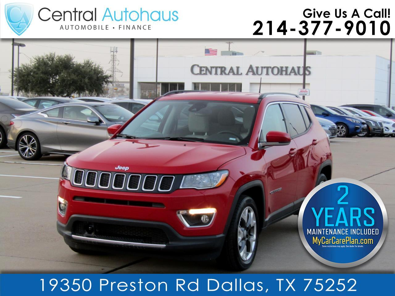 Jeep Compass Limited FWD 2021