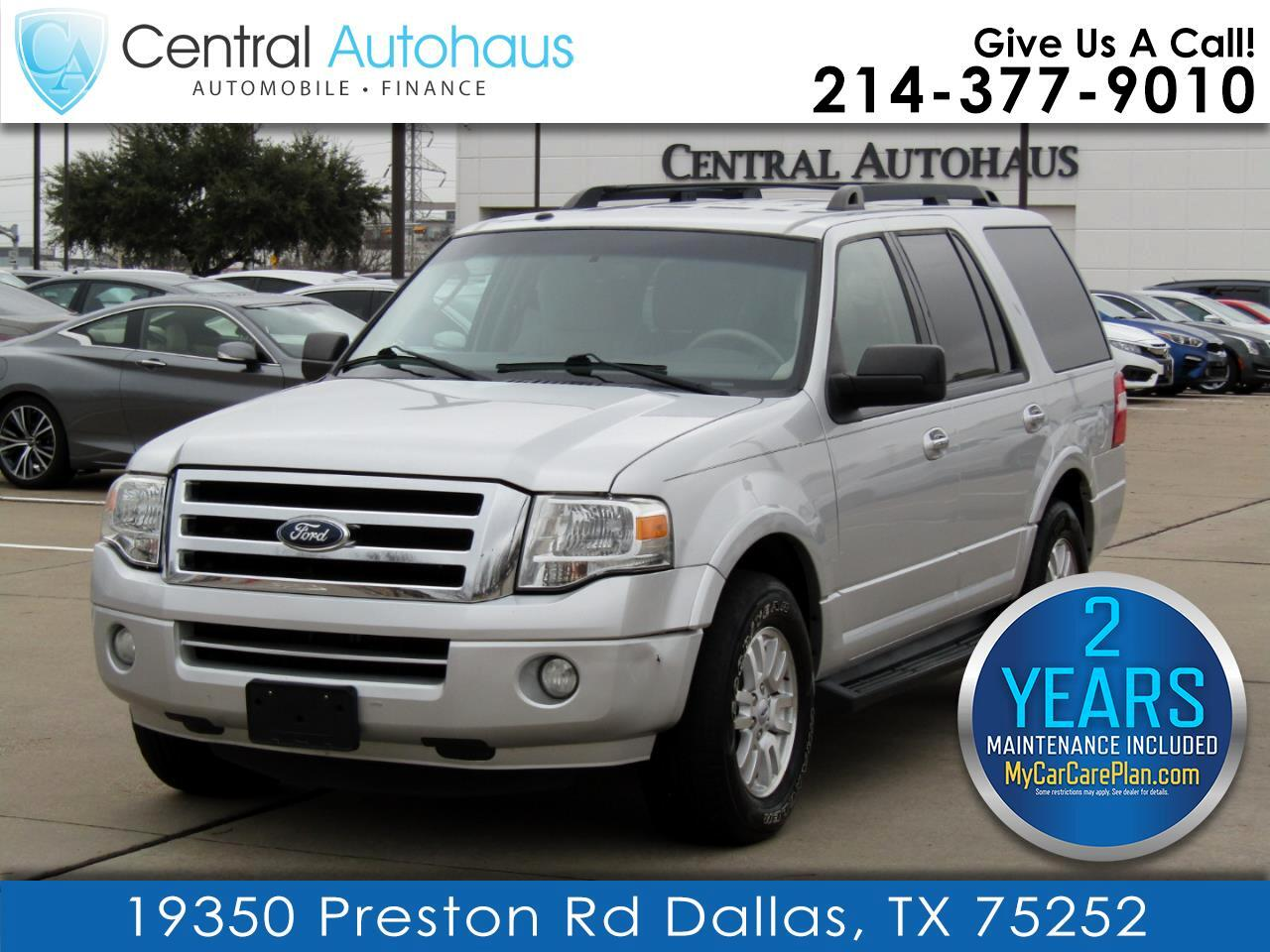 Ford Expedition 4.6L XLT 2013