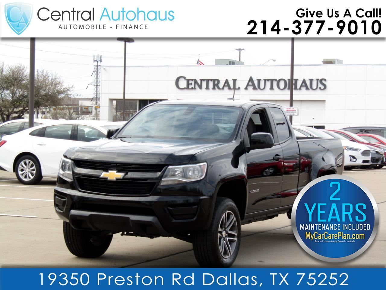 "Chevrolet Colorado 2WD Ext Cab 128.3"" Work Truck 2019"
