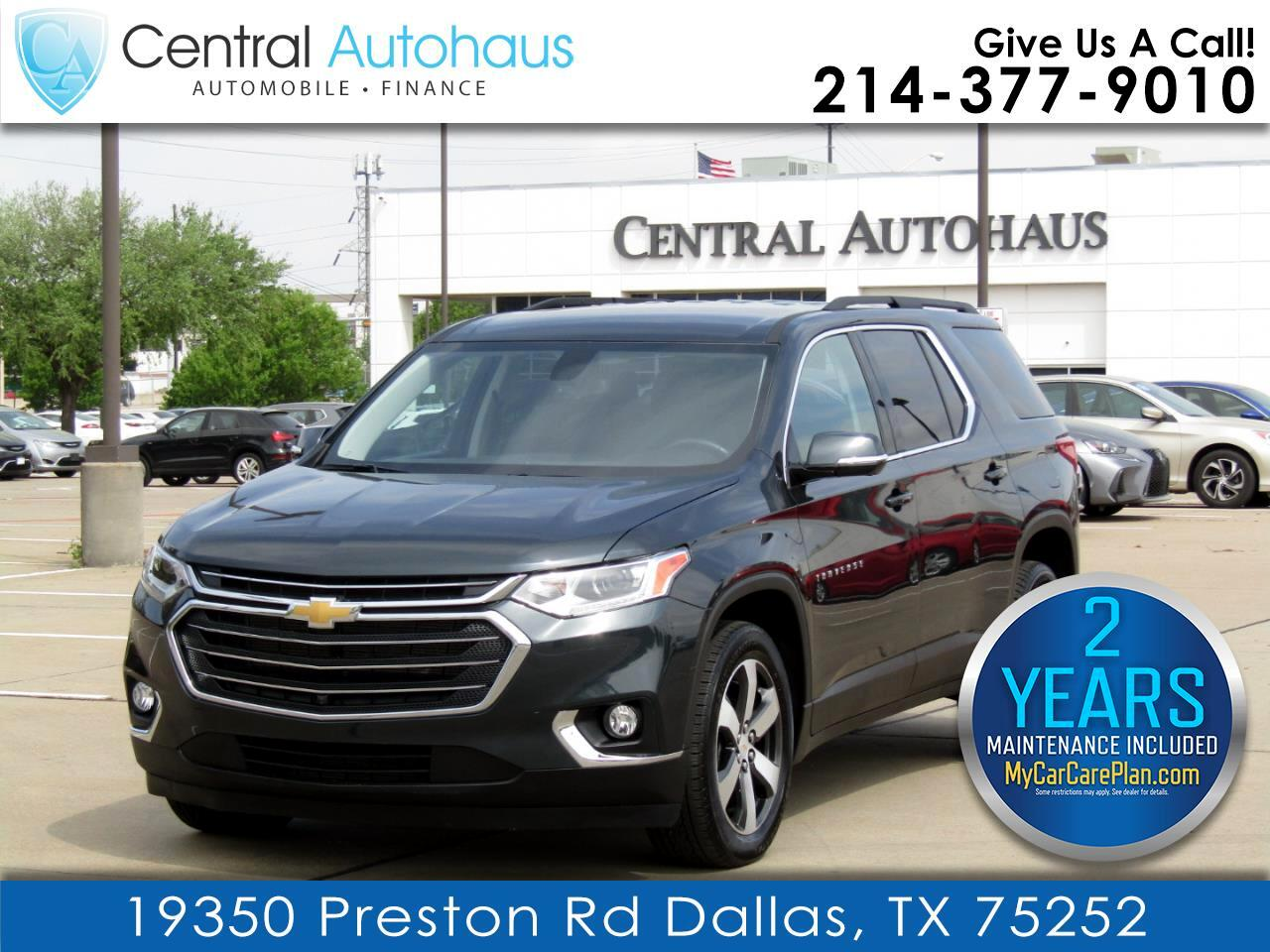 Chevrolet Traverse FWD 4dr LT Leather 2020