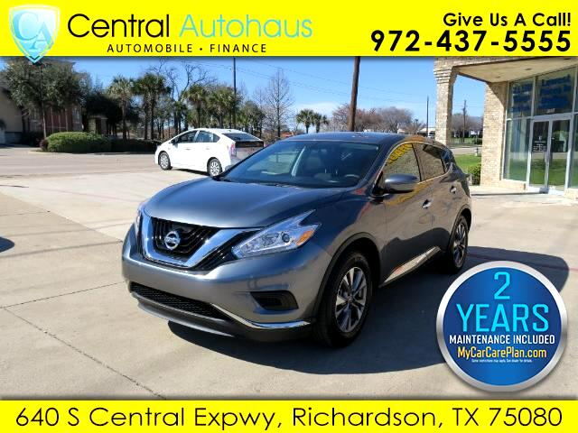 2017 Nissan Murano 2WD 4dr S