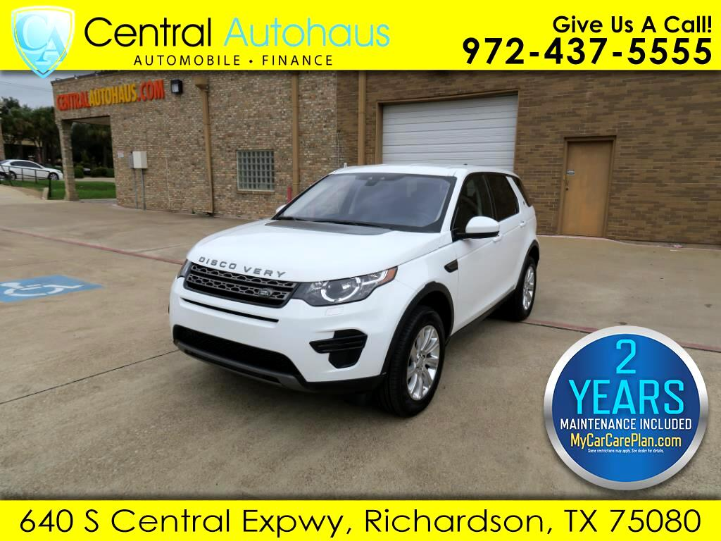 2018 Land Rover Discovery Sport SE 4WD