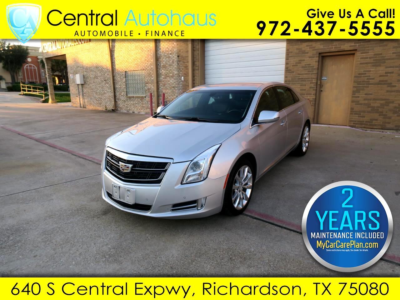 2017 Cadillac XTS 4dr Sdn Luxury AWD
