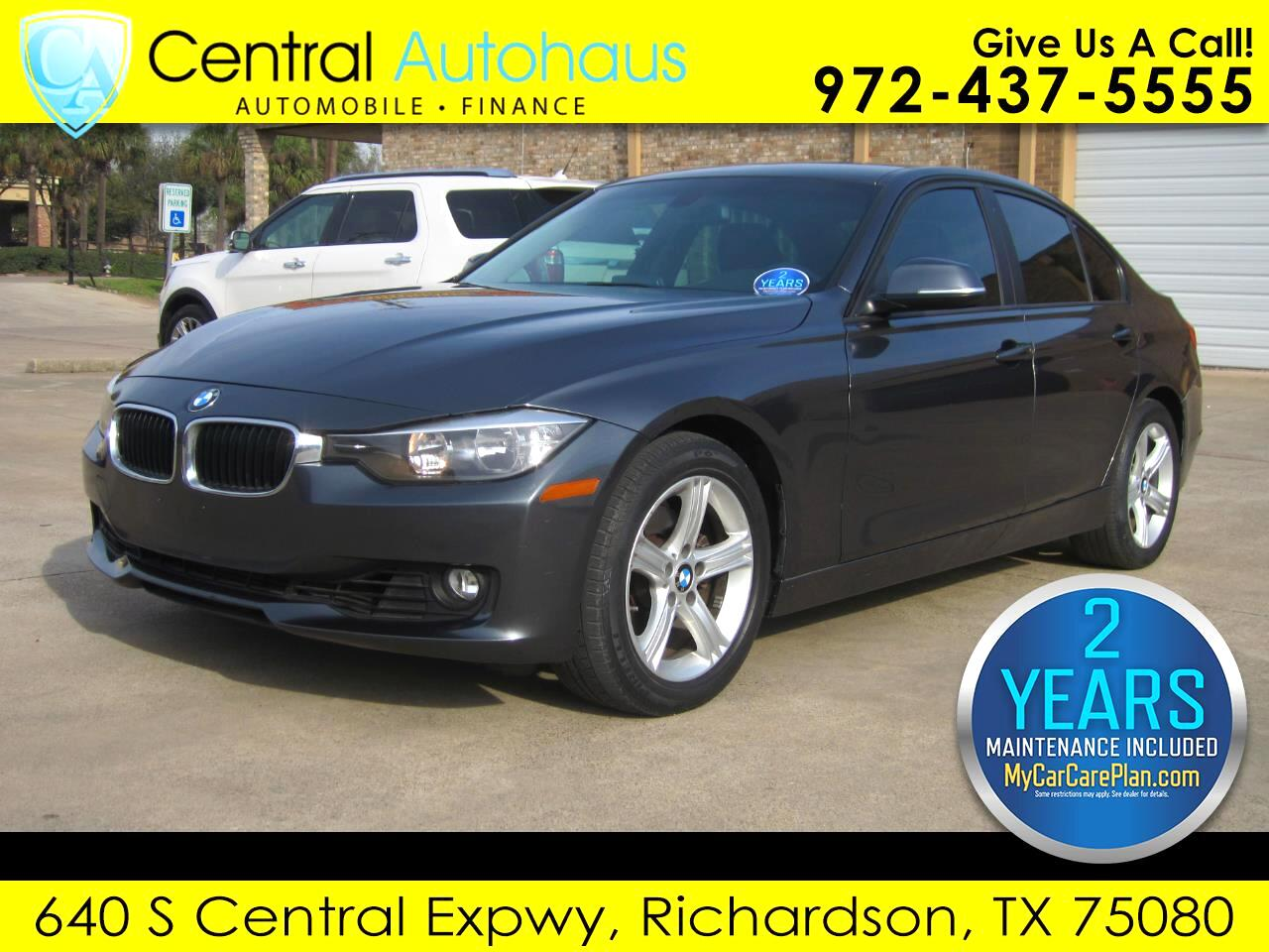 2013 BMW 3 Series 4dr Sdn 328i RWD South Africa