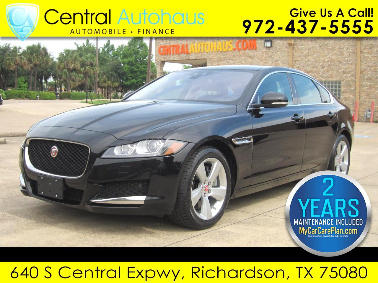2018 Jaguar XF Sedan 25t RWD