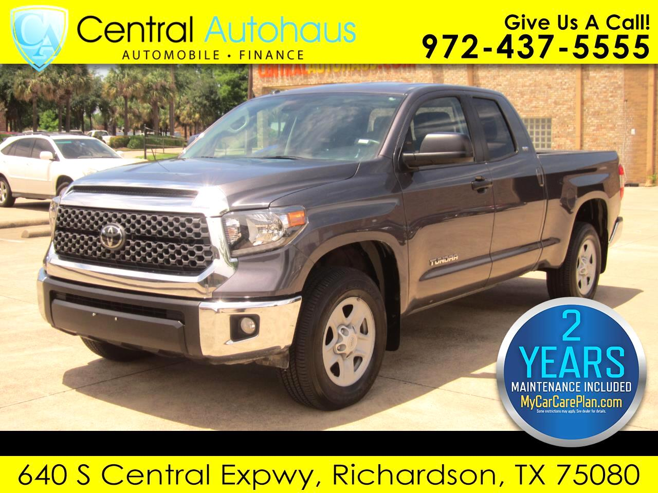 2019 Toyota Tundra 2WD SR5 Double Cab 6.5' Bed 4.6L (Natl)