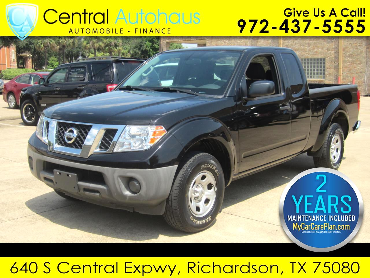 Nissan Frontier 2WD King Cab Auto XE 2016