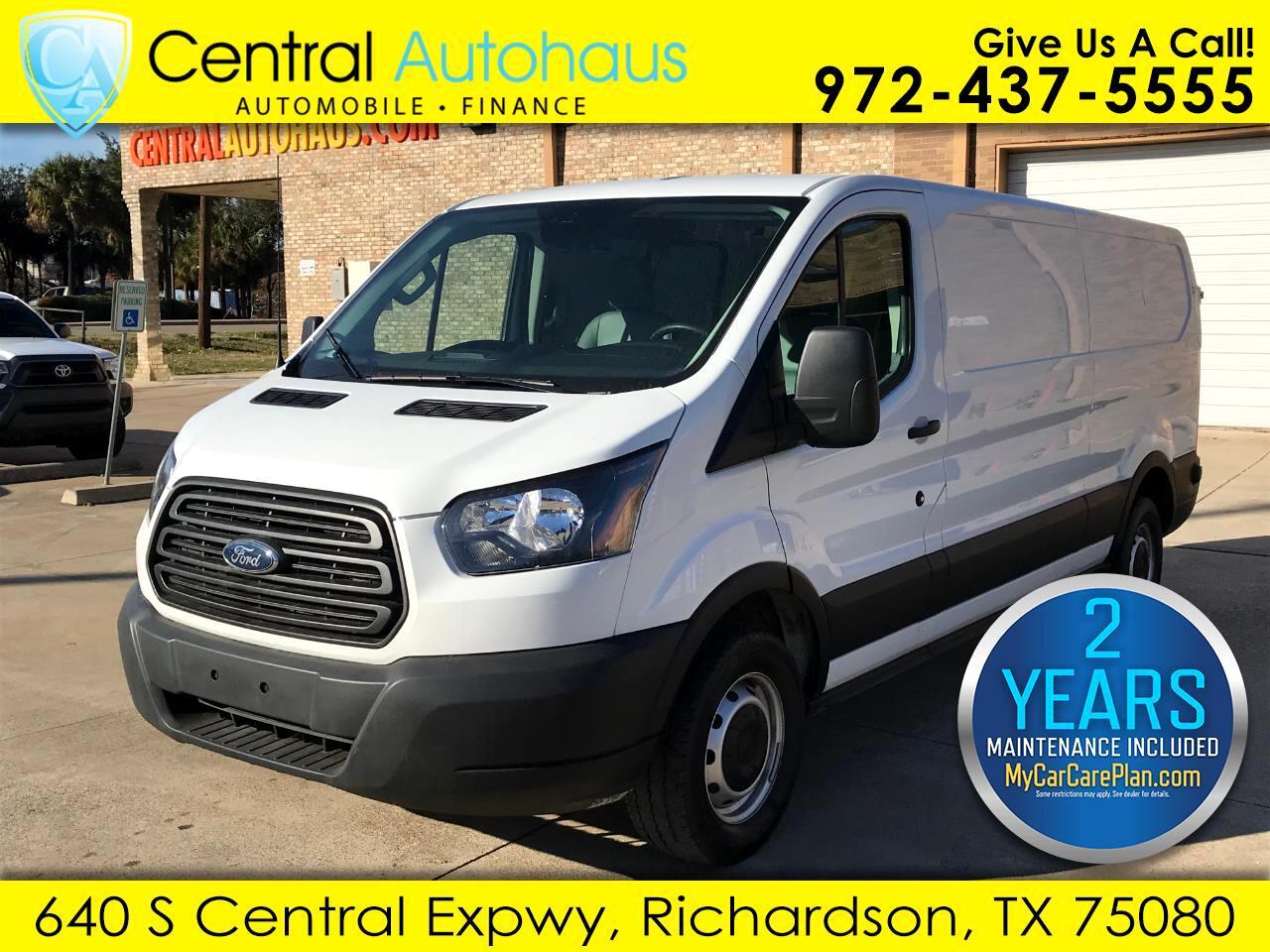 "Ford Transit Van T-150 148"" Low Rf 8600 GVWR Swing-Out RH Dr 2019"