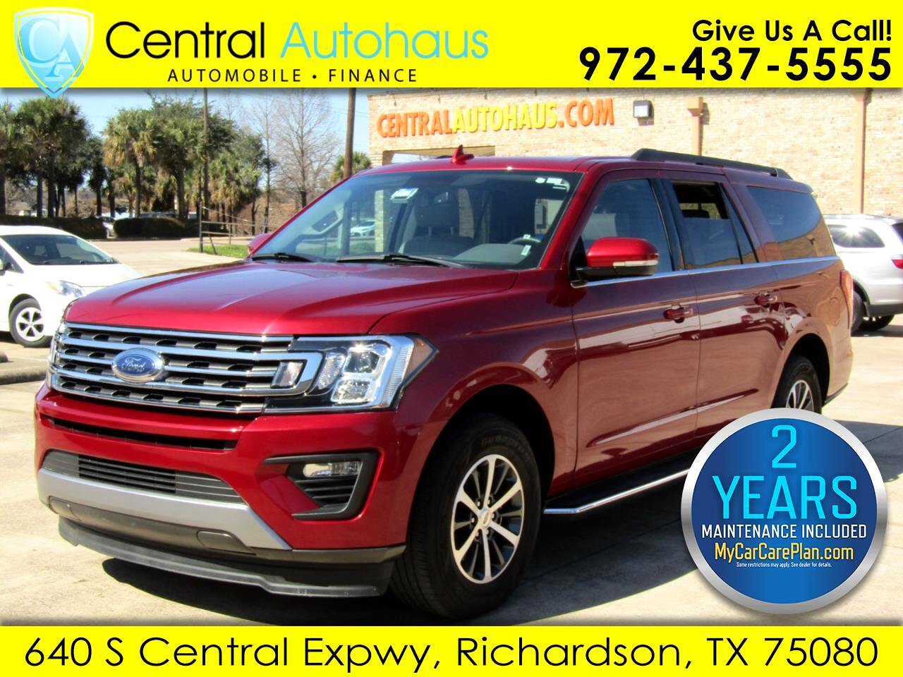 Ford Expedition Max XLT 4x2 2019