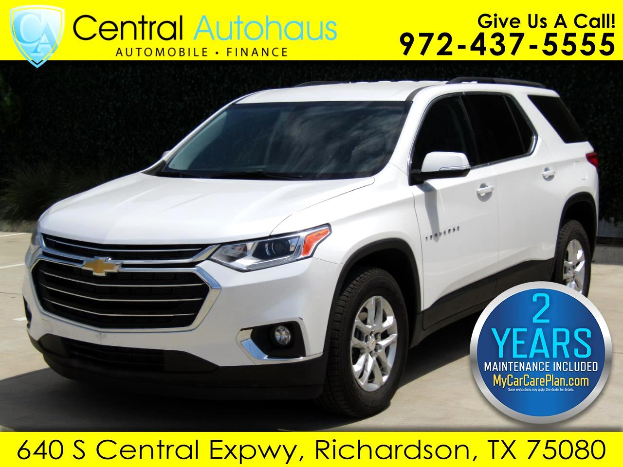 Chevrolet Traverse FWD 4dr LT Cloth w/1LT 2020