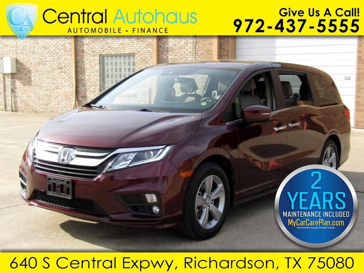 Honda Odyssey EX Auto 2018