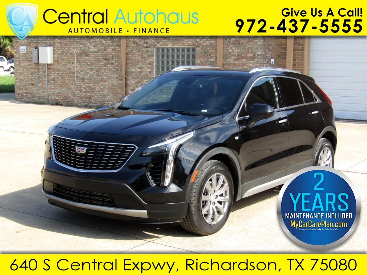 Cadillac XT4 FWD 4dr Premium Luxury 2020