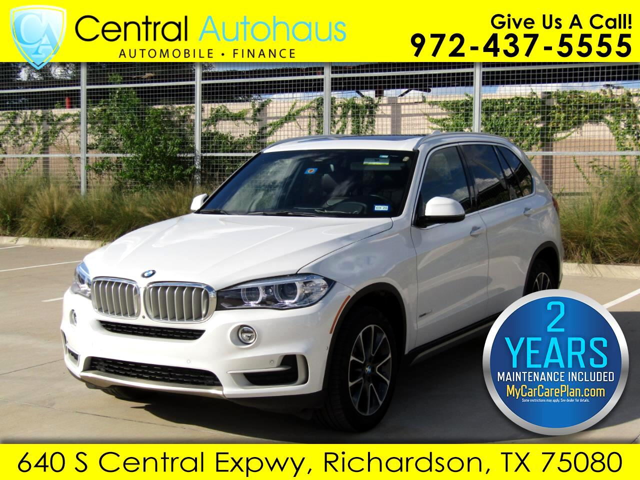 BMW X5 xDrive35d Sports Activity Vehicle 2018
