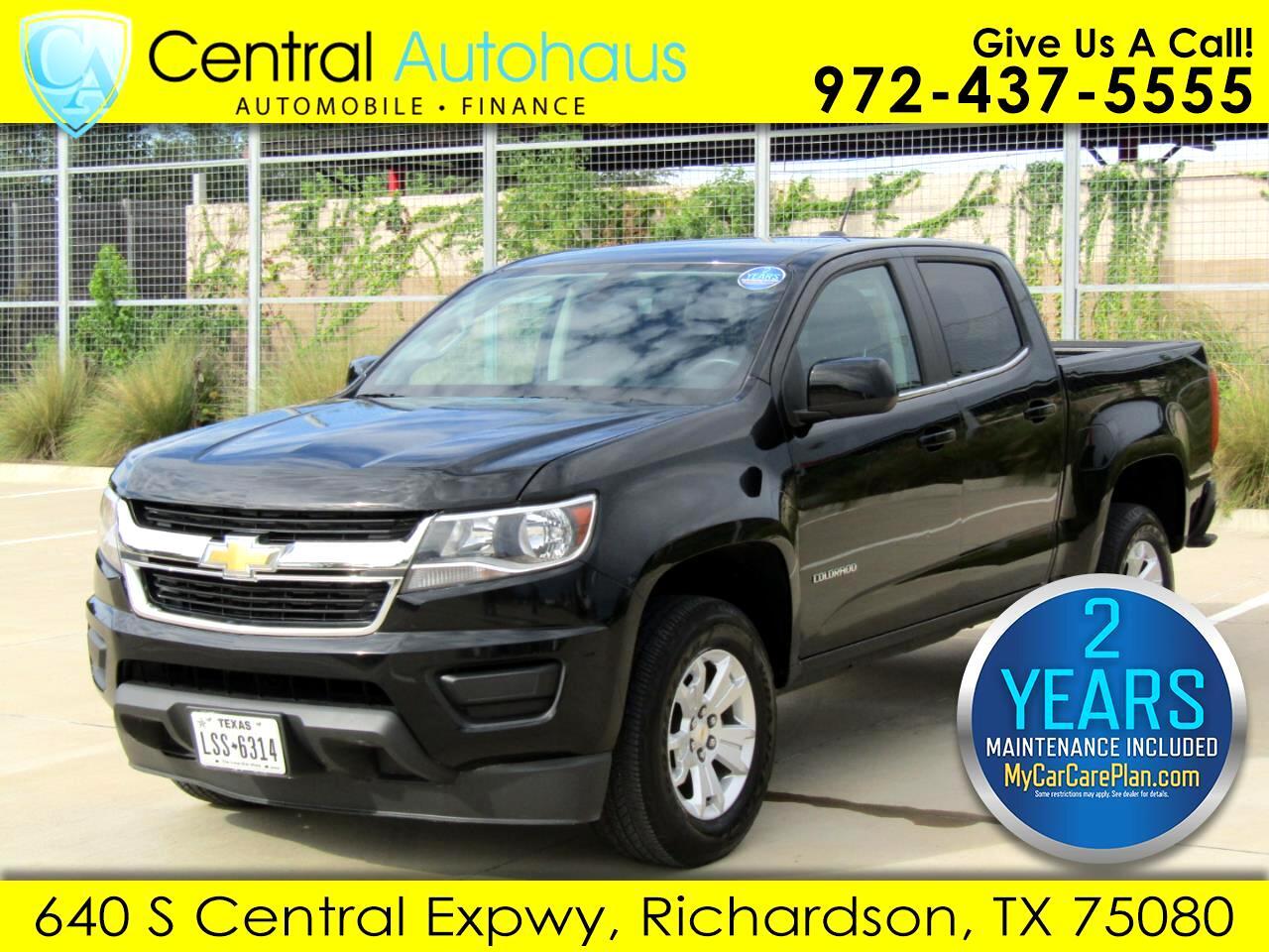 """Chevrolet Colorado 2WD Crew Cab 128.3"""" LT 2019"""