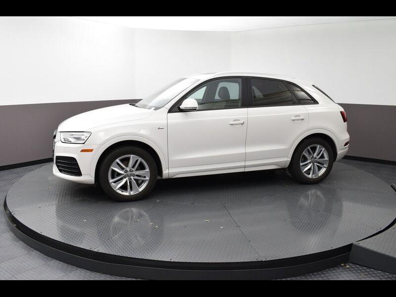 2018 Audi Q3 Premium quattro
