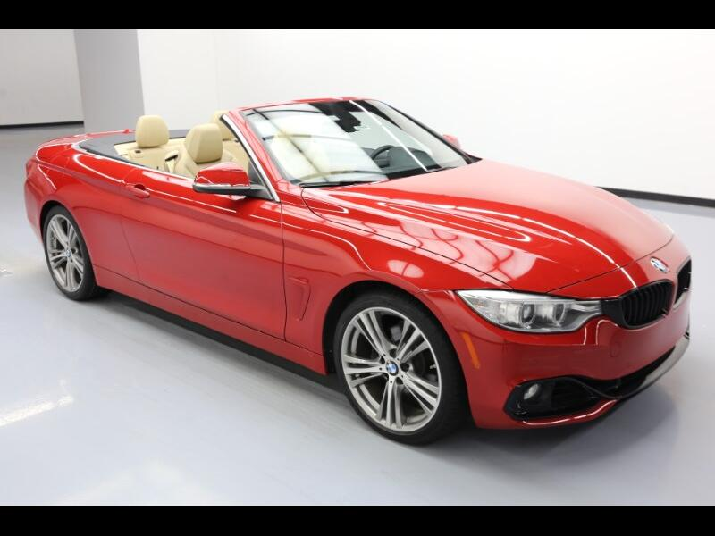 2016 BMW 4-Series 428i MSport Convertible