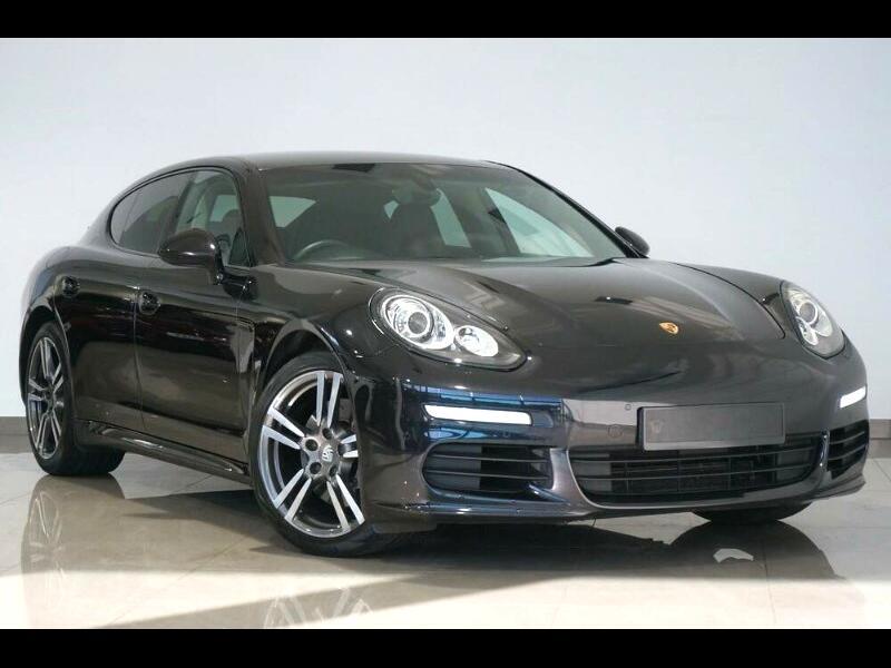 Porsche Panamera S 2012