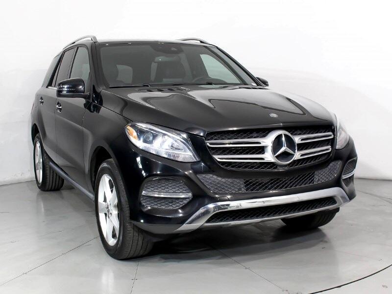 Mercedes-Benz GLE-Class GLE400 4MATIC 2019