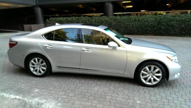 2009 Lexus LS 460 Luxury Sedan