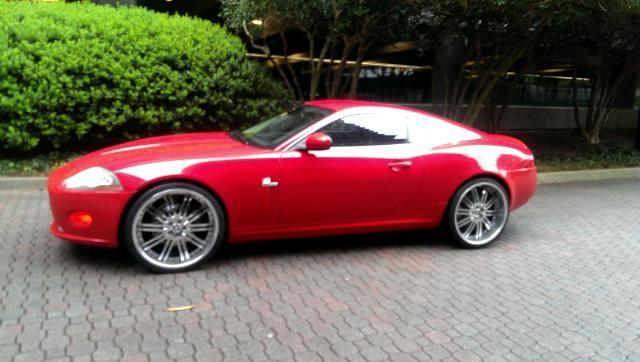 2007 Jaguar XJ COUPE