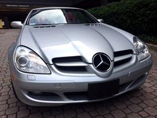 2006 Mercedes-Benz SLK SLK280