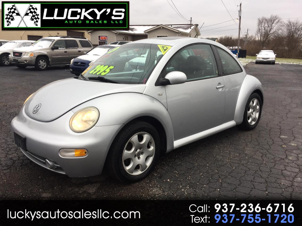 2002 Volkswagen New Beetle GLS 2.0