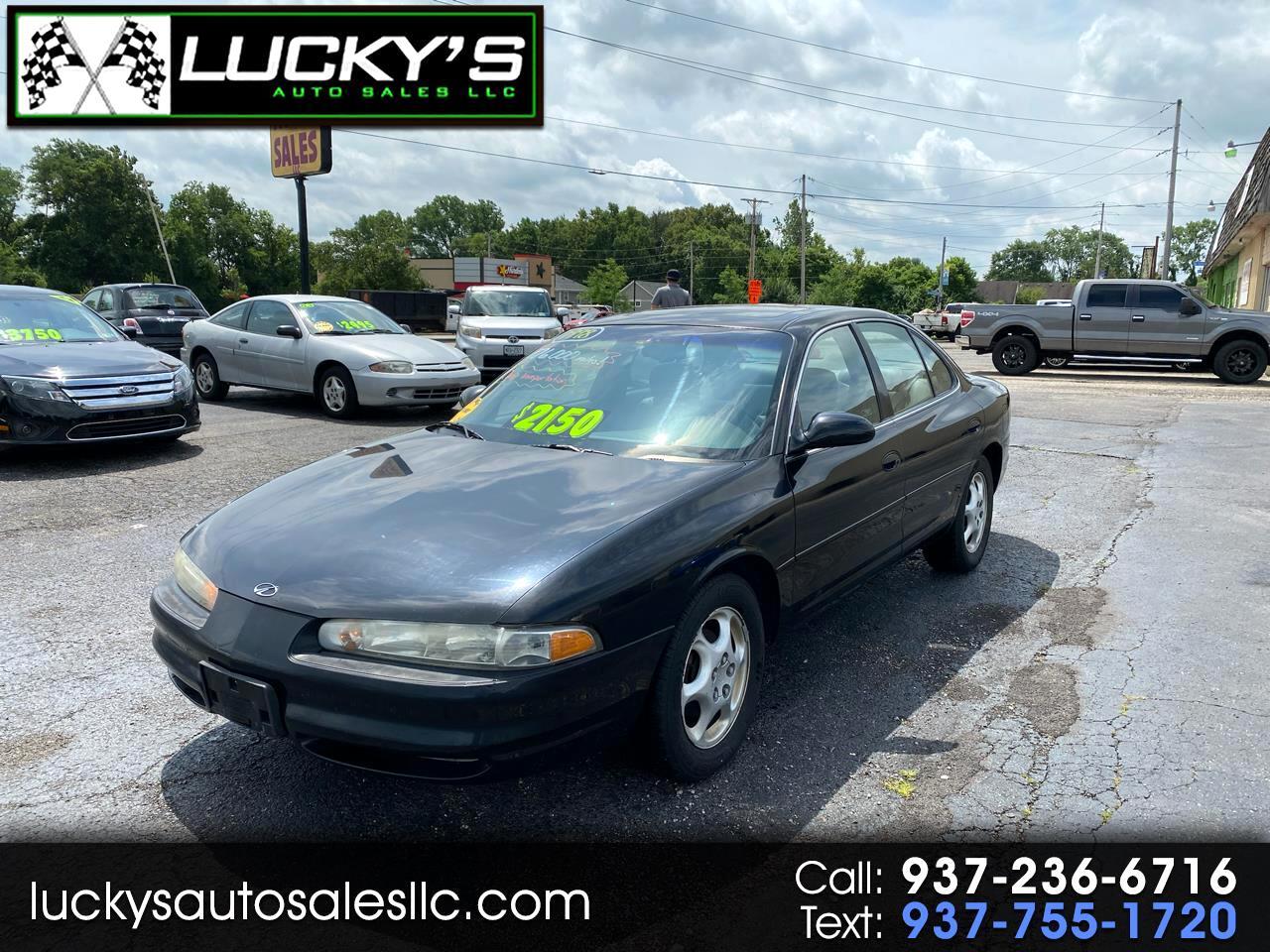 Oldsmobile Intrigue GLS 1998